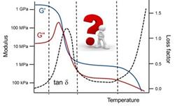 DMA Curve Interpretation