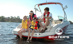 Boater's Academy online boating safety education course