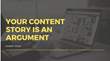 The One Marketing Tip That Will Set Your Business Apart: Shweiki Media Printing Company Presents a New Webinar on Storytelling as a Content-Marketing Starting Point