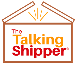 The Talking Shipper Logo