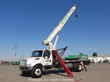 2006 International 4200 S/A 17-Ton Boom Truck