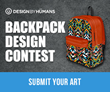 Design By Humans Has Your Back…and the Chance to Submit Designs for a Backpack Contest