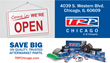 Newly Opened TRP Chicago Store Relocates to Western Boulevard