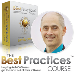 ArchiCAD Expert Eric Bobrow Will Update Best Practices Course for Latest Version of Software