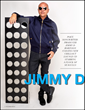 Poet Jimmy D Robinson as featured in Hollywood Weekly Magazine.