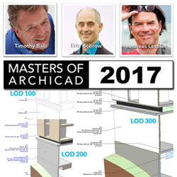 International team of experts presents groundbreaking online training course for ARCHICAD
