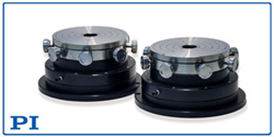 PI's Multi-axis Platform for Rotary Air Bearings, A-60x MTT