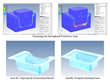 CAD/CAM Stamping and Springback Prediction Case Examples