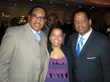 BET's Dr. Bobby Jones, Int'l Singer Jolie Rocke Brown and Attorney Walker