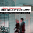 Houston Communications to Celebrate 25th Anniversary by Hosting 2017 Houston Communications Technology User Summit for Customers