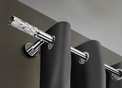 Gcurtain decorative curtain rods