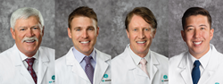 Drs. Black, Pugh, Jordan, Apenbrinck