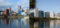 Portland and Orlando thumbnail images