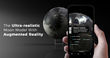 Travel to Moon with AstroReality's Augmented Reality Smart Moon Model