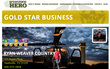 Gold Star Family Businesses Are Honored by GreenZone Hero