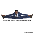 World's Most Comfortable Suit - The Stretch Suit, Launches on Crowdfunding Platform