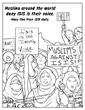 Anti-ISIS Comic Coloring Book