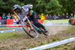 Monster Energy's Danny Hart Takes Third Place at the UCI MTB World Cup Round 4 in Vallnord, Andorra