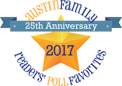 Austin Family Magazine Best in Childcare