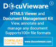 Try DocuVieware 3 for 60 days for free