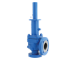 Crosby Safety and Pressure Relief Valve