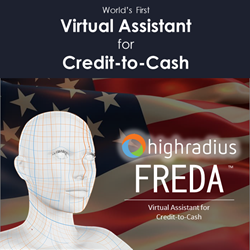 HighRadius Freda - Virtual Assistant for Credit-to-Cash