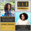 Limitless Living Conference Announces Mara Brock Akil and Lisa Price as Keynote Speakers