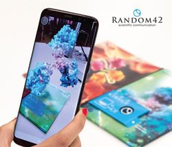 Random42-Scientific-Communication-App-Launch-Featuring-AR-Technology