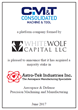 White Wolf Capital Forms New Platform and Acquires Astro-Tek Industries