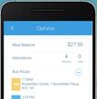 SchoolMessenger app student information