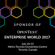 OpenText Enterprise World 2017 to Feature FADEL As Event Sponsor