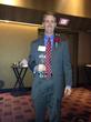 Kevin Reardon Receives Inspirational Leadership of the Year Award