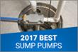 Sump Pumps Direct Reveals Top Sump Pumps of 2017