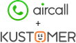 Aircall Launches Latest Integration with Kustomer CRM for Support Teams