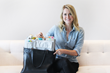 Genius Tote Organizer Invented by New Mom Takes on Diaper Bag Industry