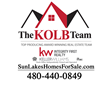 The Kolb Team will help you buy or sell a home near Chandler, Arizona