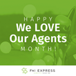 F&I Express Declares the Month of July as Love Our Agents Month