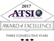 Anserve Receives 2017 ATSI 2017 Award of Excellence