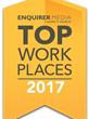 """EverDry Waterproofing Named a """"Top Workplace"""" by Cincinnati.com"""
