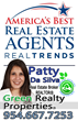 Patty Da Silva of Green Realty Properties® Named One of America's Most Productive Real Estate Brokers