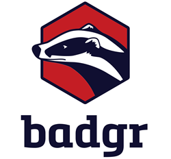 Badgr logo