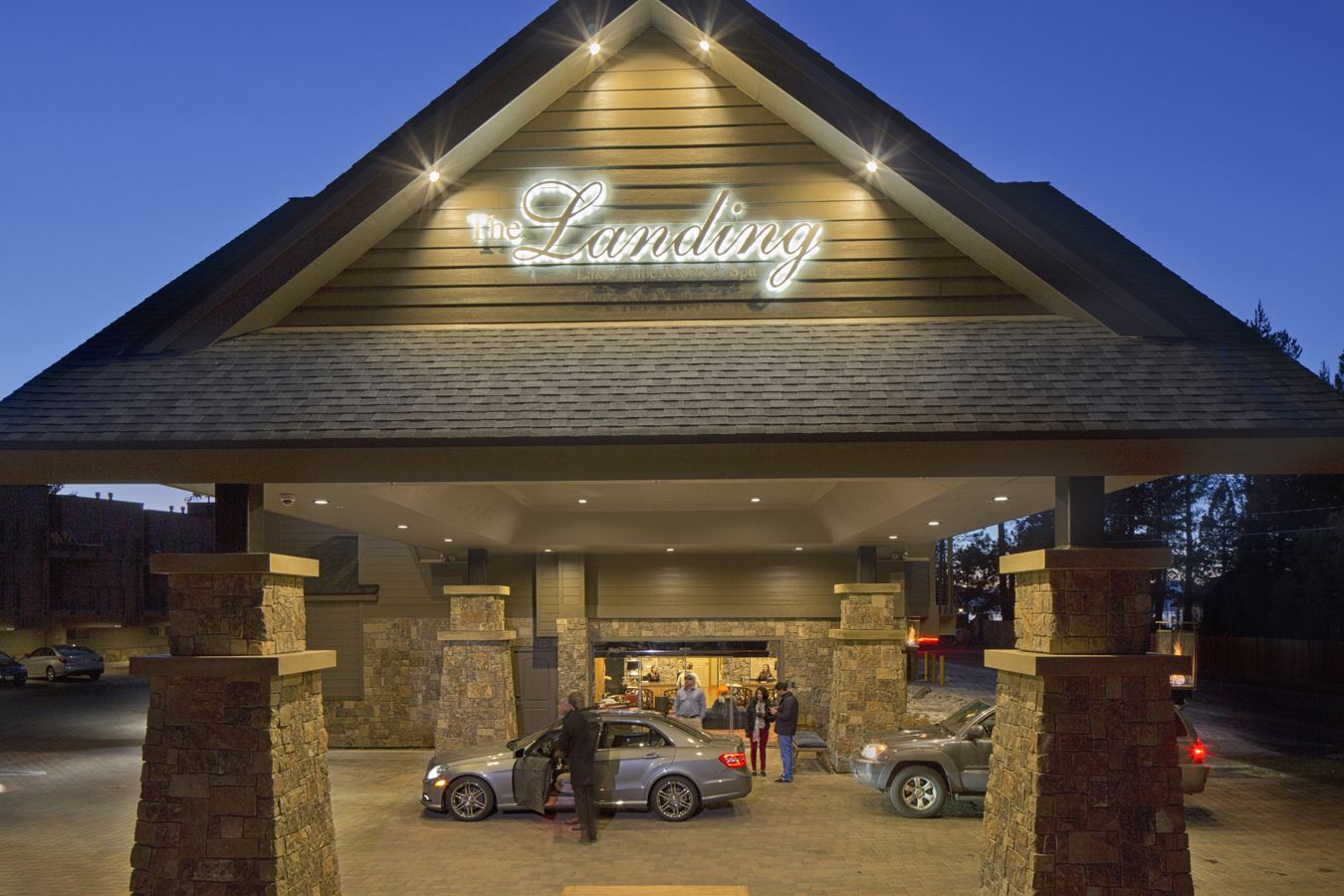 The Landing Resort  Spa in South Lake Tahoe Recognized as