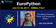 Tim Babych of Sphere Software to Speak at EuroPython 2017 in Rimini, Italy