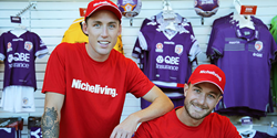 Nicheliving sponsoring Perth Glory