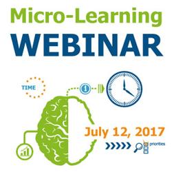 Micro-Learning Webinar