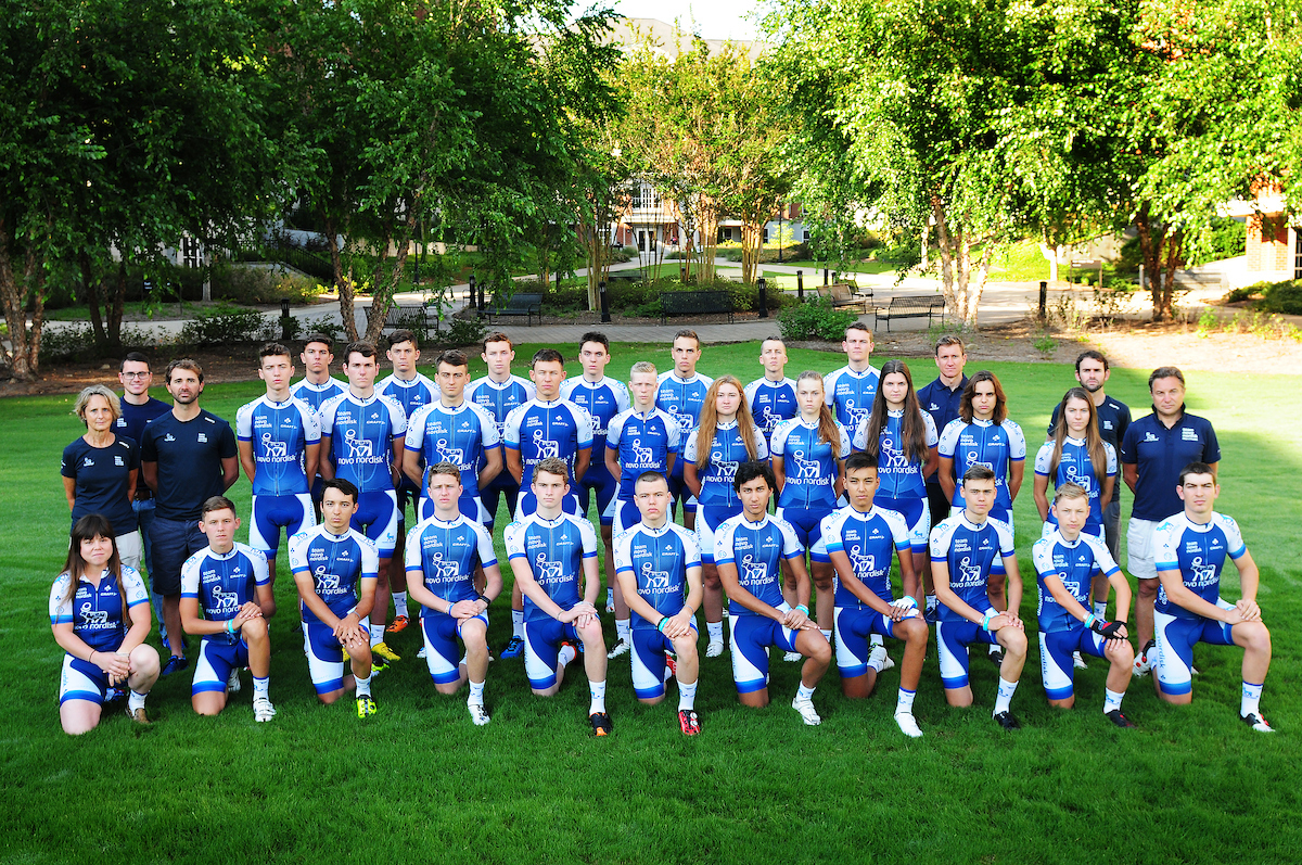 Team Novo Nordisk Invites Young Athletes With Diabetes to Camp in ... 883ec6bff
