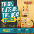 Ameritex Movers, Alief ISD Partner for Think Outside the Box! BoxBot Contest