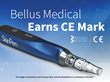 Bellus Medical Announces CE Mark for Medical Microneedling Device and Accessories