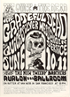 $15,000 Reward Announced for Family Dog FD-12 Grateful Dead Avalon Ballroom 6/10/66 Concert Poster by Psychedelic Art Exchange