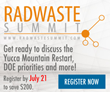 Roger Jarrell, Senior Advisor to the Secretary of Energy, Office of Environmental Management, U.S. Department of Energy, joins Speaker Lineup at RadWaste Summit